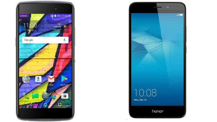 Alcatel Idol 5 Cricket vs Huawei Honor 5C Subscribe! http://youtube.com/TechSpaceReview More http://TechSpaceReview.tumblr.com