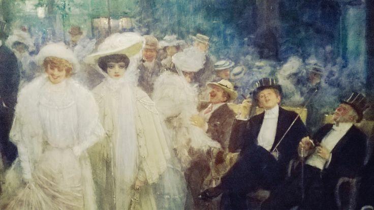 Exposition Splendeurs et misères des courtisanes - visages de la prostitution au musée d'Orsay
