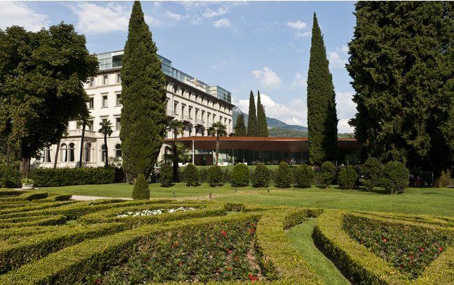 """Gönnt euch einen Kurzurlaub: Das 5-Sterne-Hotel """"Lido Palace"""" bietet himmlische Entspannung auf höchstem Niveau."""