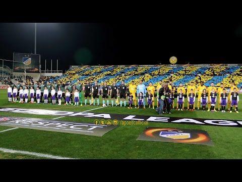 APOELGROUP.COM: ΠΑΡΑΚΑΜΕΡΑ APOEL FC 2-0 Athletic Club (4-3 συν.)