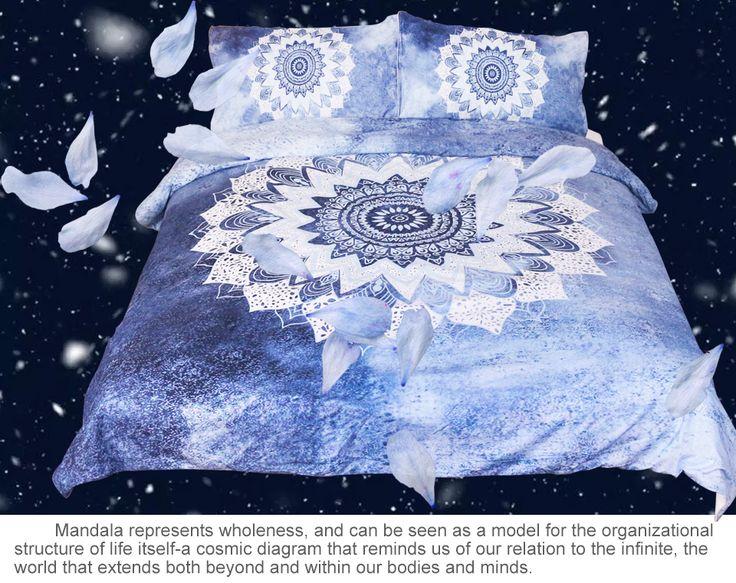 Blue Mandala Bedding Set mandala sheets, mandala bedspread, boho bedding, bohemian bedding, mandala comforter, hippie bedding, boho comforters, bohemian comforter, mandala bed sheets, boho bedding sets, mandala duvet cover, boho chic bedding, mandala bed set,  boho comforter set, mandala comforter set, bohemian bedding sets,  mandala quilt cover, bohemian bedspread, mandala doona cover,  boho duvet covers, mandala bed cover, tribal bedding, mandala quilt cover set, mandala duvet