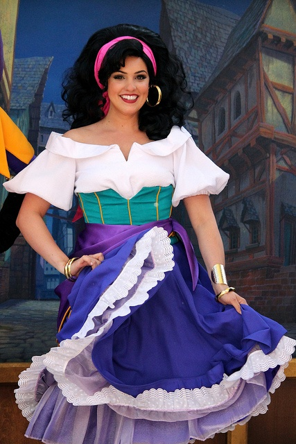 Esmeralda!