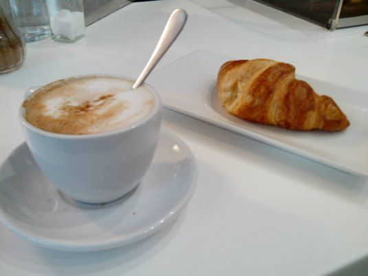 Desayunos económicos en la ciudad