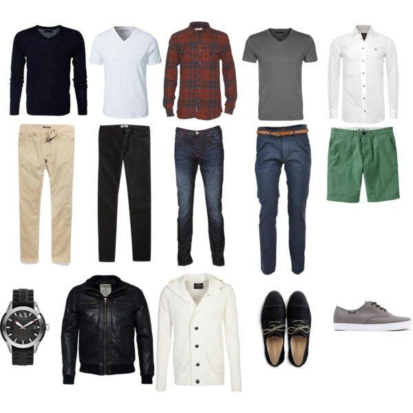 Mens Wear Capsule Wardrobe Men Mens Wardrobe Essentials