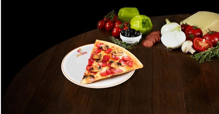 Büyük Dilim Pizza