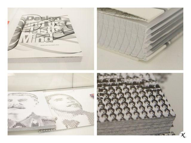 Knihařka - Stedelijk museum - book design