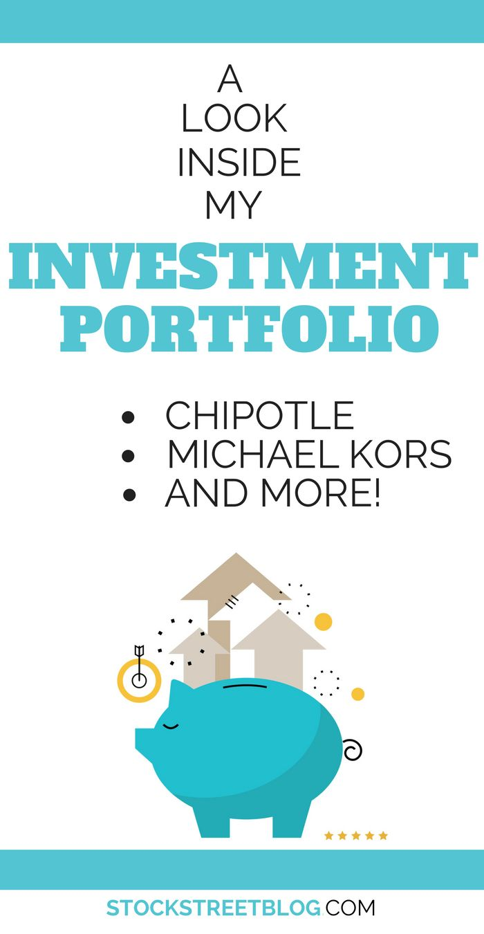 If you are a beginner investing, you may like to see how I invest my money in my stock portfolio!  With terms like diversification and stock trading, learning about investing in stocks can be difficult.  This is an informative page on how I invest in the stock market, which stocks I own, and how to get started investing for your retirement!