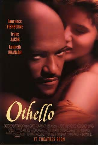 review of movie version of othello Othello becomes upset and moody, and iago furthers his goal of removing both cassio and othello by suggesting that cassio and desdemona are involved in an affair desdemona's entreaties to othello to reinstate cassio as lieutenant add to othello's almost immediate conviction that his wife is unfaithful.
