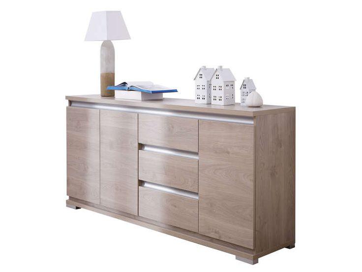 bahut bas pas cher simple meuble bas cuisine but meuble. Black Bedroom Furniture Sets. Home Design Ideas