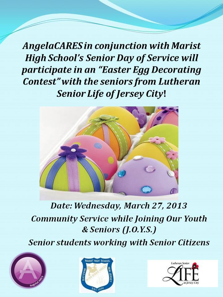 Giveaway Ideas For Senior Citizens