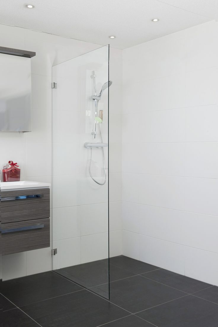 shower | Sydney Walk in Shower Screen-1200 - www.bathroomsalesdirect.com.au