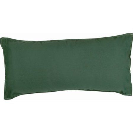Castaway Hammocks Large Hammock Pillow, Green