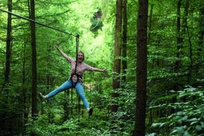 Go Ape – The Story of a Forest Adventure #LoveAdventure #ForestRetreat
