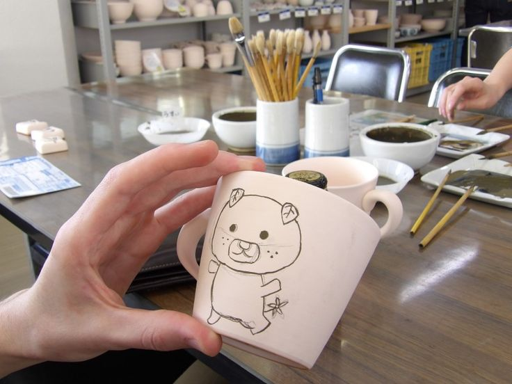 A Traditional Ceramics Craft Workshop in Tobe, Ehime JAPAN