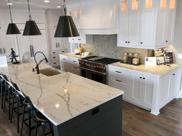 30 Best Zodiaq Kitchens Images On Pinterest Countertops