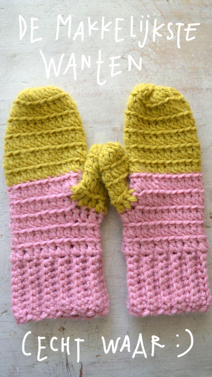 1000 images about crochet thread mini amp micro on pinterest - Deze Wanten Haakte Ik Al Een Tijdje Geleden Zomaar Voor De Lol En Met De