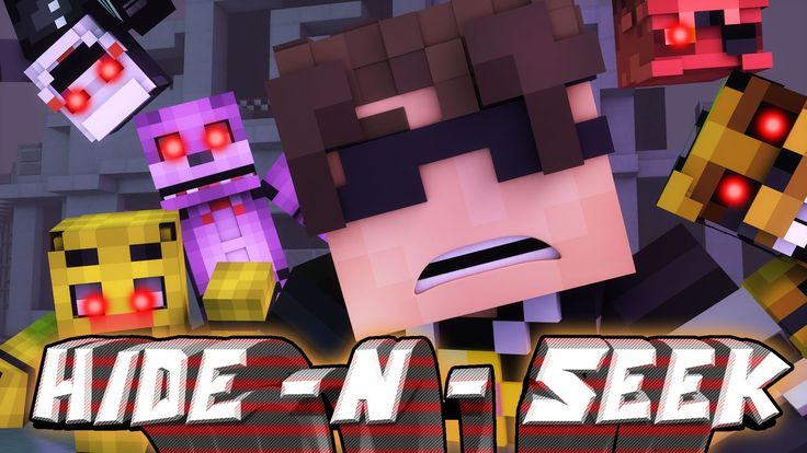 I'M A SPOOKY ANIMATRONIC! Minecraft Mini-Game FNAF HIDE N SEEK! (Roleplay)  JOIN SKY AND FRIENDS AS THEY HEAD INTO FREDDY FAZBEARS PIZZA AND PLAY HIDE N SEEK WITH ANIMATRONICS!  Friends http://www.youtube.com/user/sgcbarbierian http://www.youtube.com/user/redvacktor http://www.youtube.com/user/thatguybarney http://www.youtube.com/yourpalross  Hey guys, welcome back to another Minecraft Hide n Seek! SkyDoesMinecraft is joined for today's FNAF themed Hide n Seek by SGCBarbie