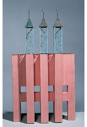 Portale d'Ingresso alla Mostra di Architettura della Biennale, Venezia, 1980 »