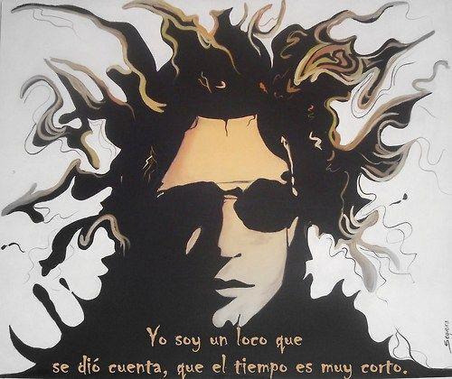 Andrés Calamaro.                                                                                                                                                      Más