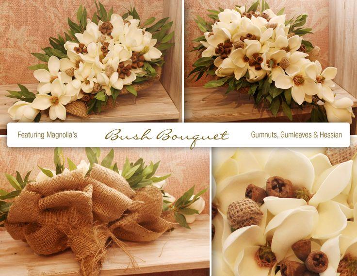 27 best australian wedding ideas images on pinterest anniversary country themed australian bush bouquet featuring gumnuts hessian burlap jute gum leaves junglespirit Choice Image