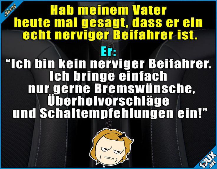 Genau das macht es ja nervig! #TypischVäter #sowahr #Sprüche #Memes #Jodel #lustigeMemes #Statusbilder