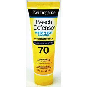 neutrogena beach defence water - Google Search