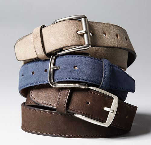 men's belts still life styled by stillanna.com