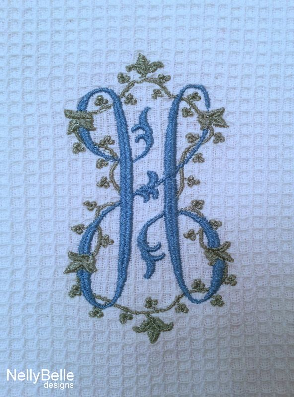 Images about nellybelle monograms at home on