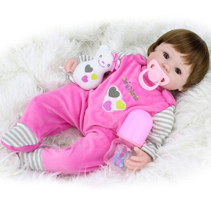BEBÊ REBORN ANALÚ - PROMOÇÃO RELAMPAGO BRINDE GRÁTIS BARBIE - Mundo Baby Reborn