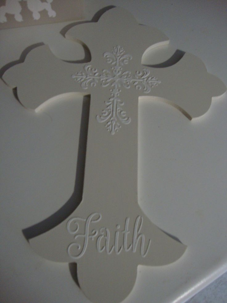 Cross Wall Plaque - R85 each. Size - Medium 350mm(w) x 470mm(h).