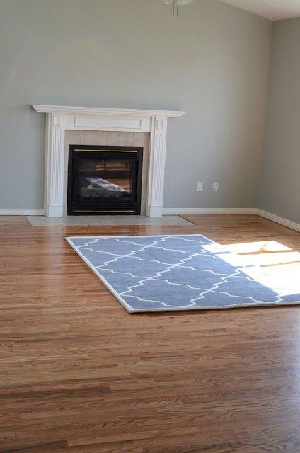 Benjamin Moore Grey Horse Greygreenblue New Living Room Color