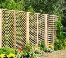 Trellis Panels U0026 Trellis Fencing For Gardens