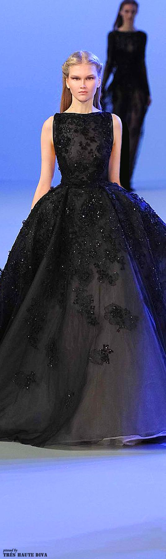 Elie Saab Spring 2014 Couture                                                                                                                                                      More