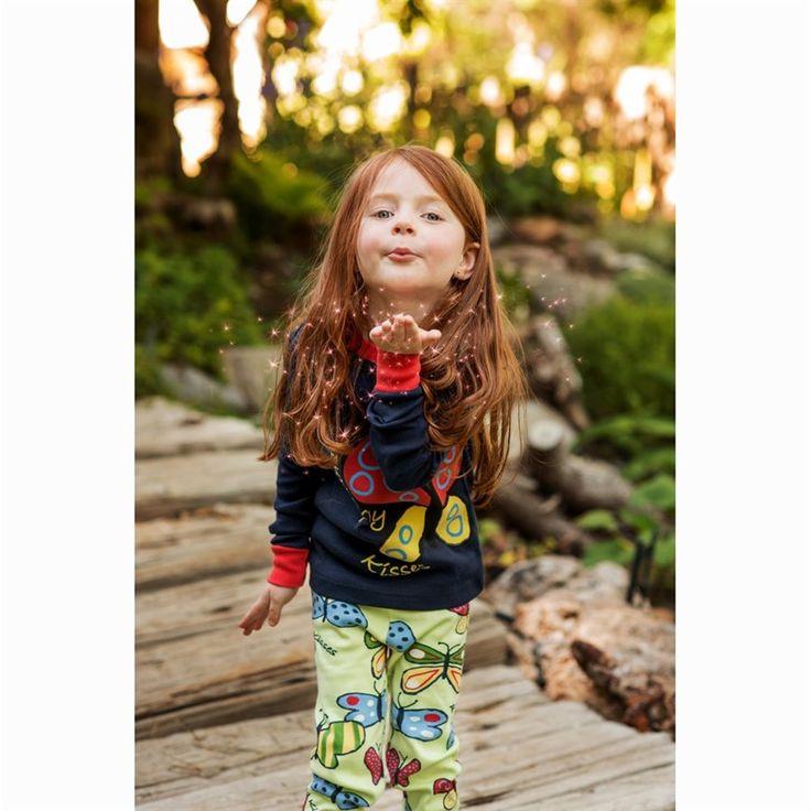 Butterfly Kisses Pyjamas Set