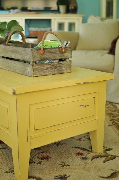 8 best Sunny Yellow Living Room images on Pinterest   Yellow coffee ...