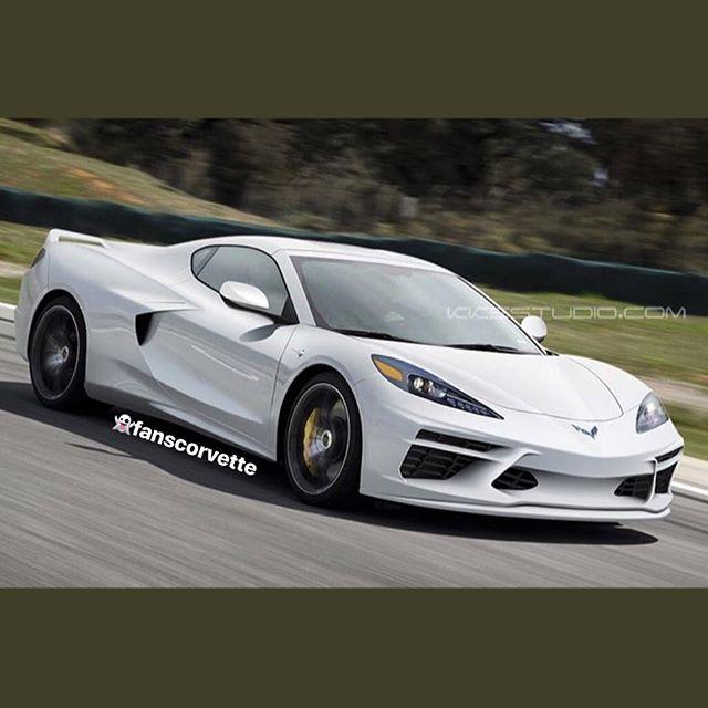 Allegedly The New Mid Engine Corvette Corvette Chevy Corvette Chevrolet Corvette C1