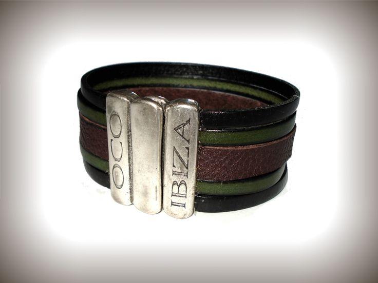 http://www.heren-armband.nl/oco-ibiza-heren-armband-model-siete-maat-m
