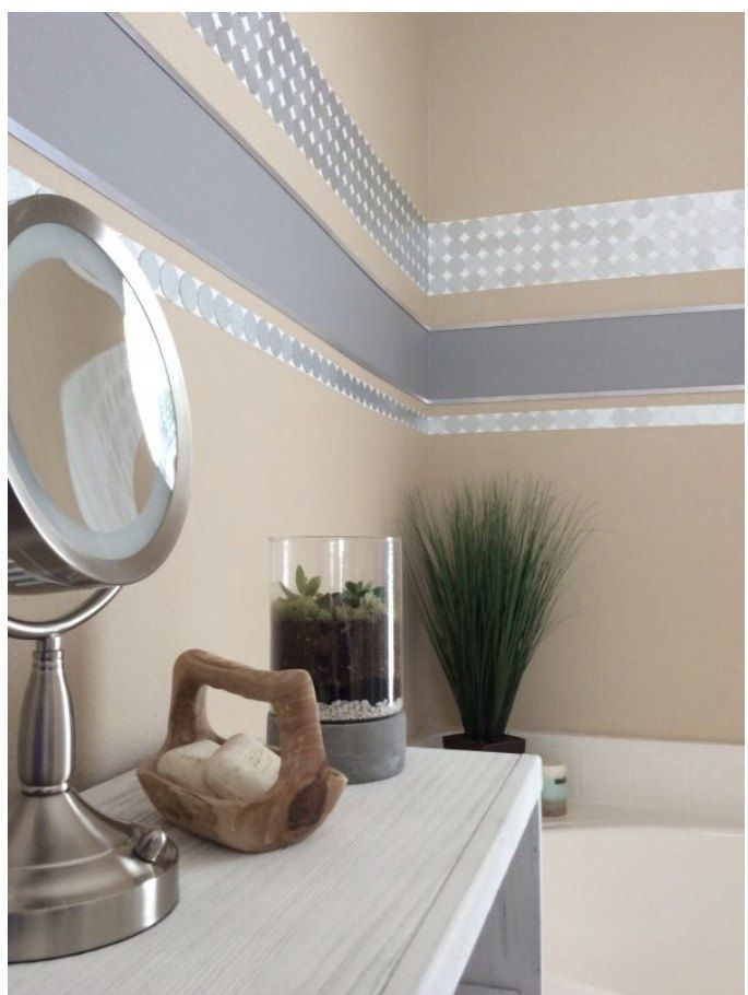 Decorate Your Bathroom Walls With Tin Caps Renovation in 2018