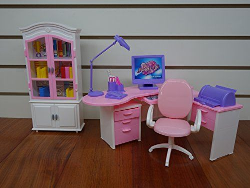 64 best My Barbies Dream House images on Pinterest Dollhouse
