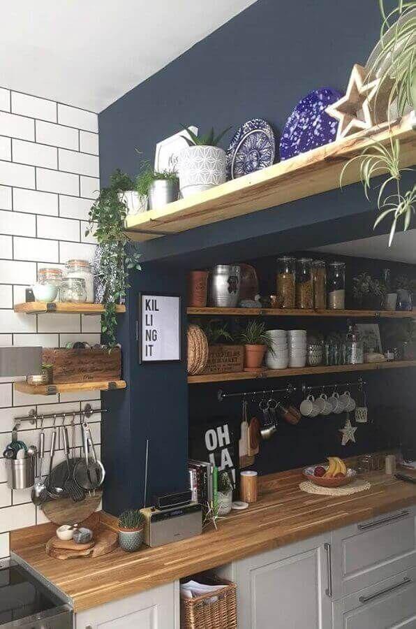Cozinha Rustica Inspire Com 64 Modelos De Decoracoes Lindas Com