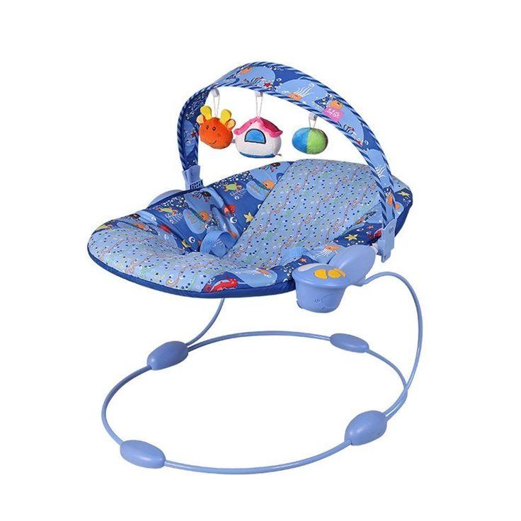 Infant To Toddler Rocker Newborn Rock 'n Play Baby Sleeper Rocker Cradle