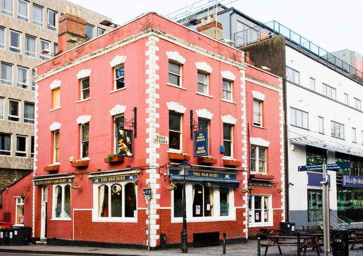 The Old Duke - Jazz pub - Bristol