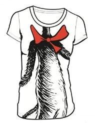 Dr. Seuss T-shirt http://www.apples4theteacher.com/holidays/dr-seuss-birthday/costumes/