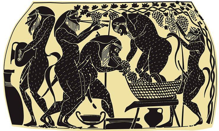 Theseus Aegean: Κρασί και αμπέλια στο βασίλειο της Πύλου και το αν...