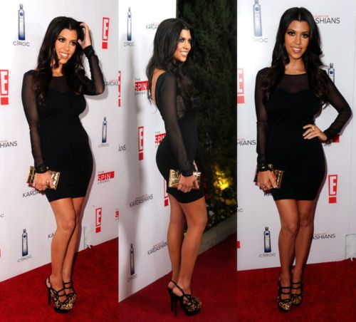 kourt k love this dress & shoes