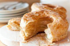 Recept: Cronuts