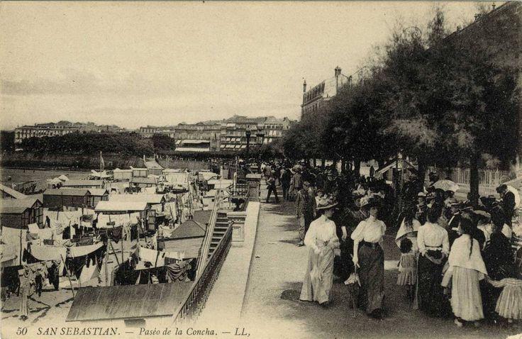 293 mejores im genes sobre san sebasti n fotos antiguas en - Balneario san sebastian de los reyes ...