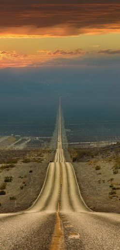 #GoAltaCA | Death Valley - This one is not a one-way street....