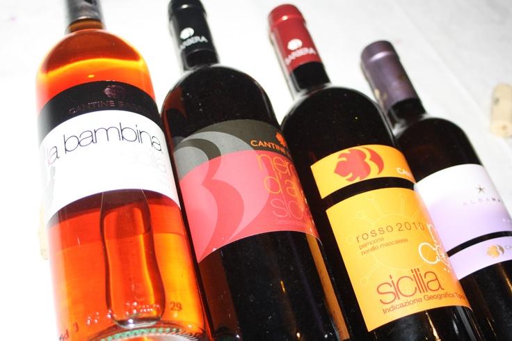 Marilena Barbera Wines