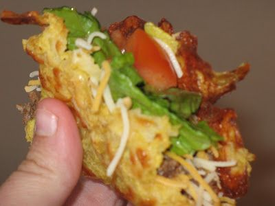 My HCG Diet Recipe Blog: Taco! Taco! (Like Pizza!Pizza! Minus the Toga) HCG Phase 3